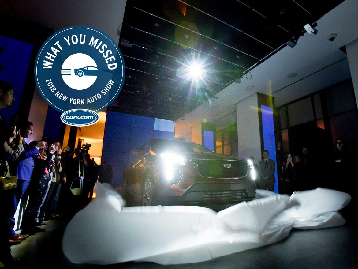 New York Auto Show What You Missed News Carscom - New york auto show