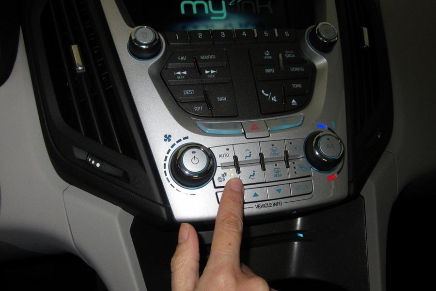 2014 Chevrolet Equinox Our Review Cars Com