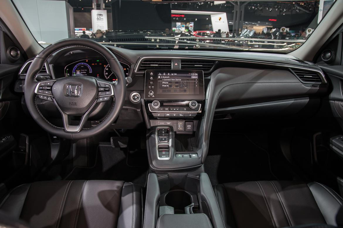Want A 55 Mpg Honda Civic Check Out The 2019 Honda Insight News