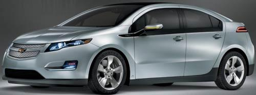 Name the Color, Win a Ride in a Chevy Volt | News | Cars.com