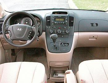 2007 Hyundai Entourage Our Review Cars Com
