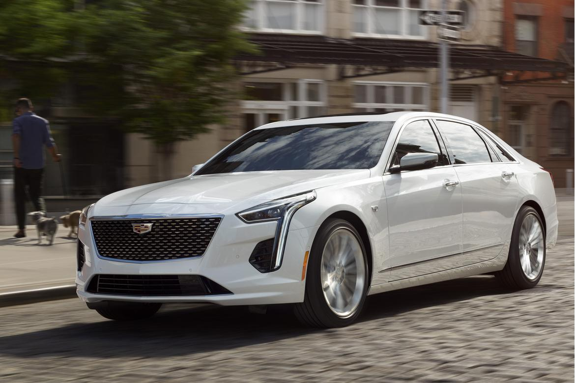 Cadillac CT6 on GM's Do-Not-Discard List After All | News ...