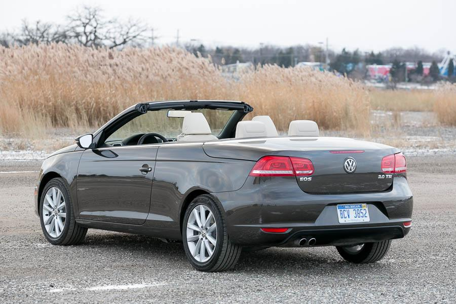 2014 volkswagen eos our review. Black Bedroom Furniture Sets. Home Design Ideas