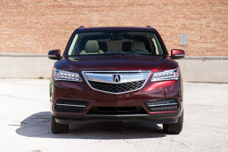 2016 acura mdx our review. Black Bedroom Furniture Sets. Home Design Ideas