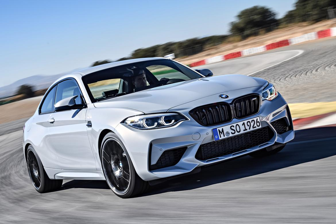 BMW M2 Competition revealed: The ultimate little M auto