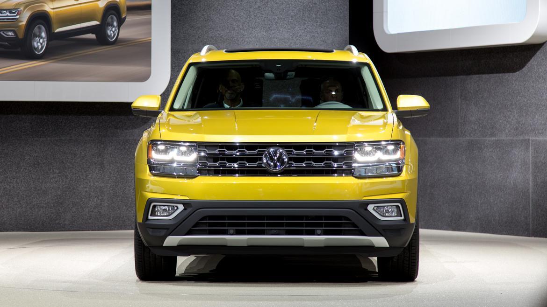 VW's New SUVs Get Longer Warranty   News   Cars.com