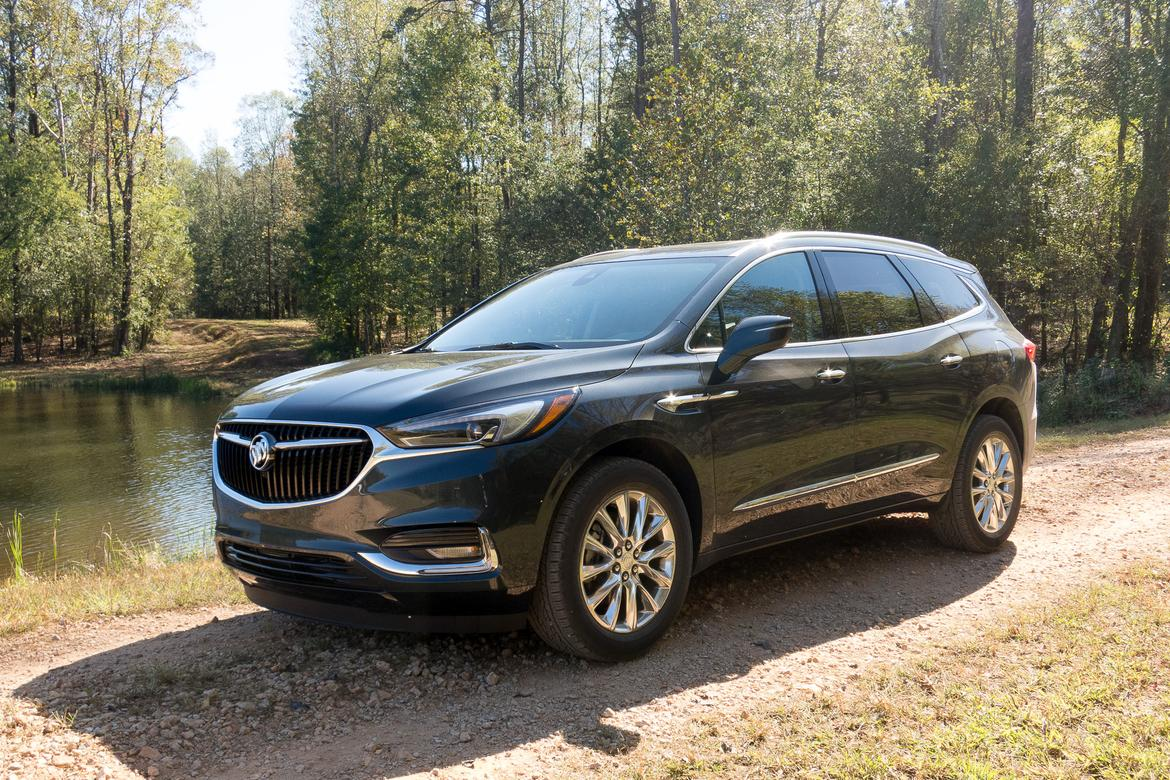 2018 Buick Enclave Our View