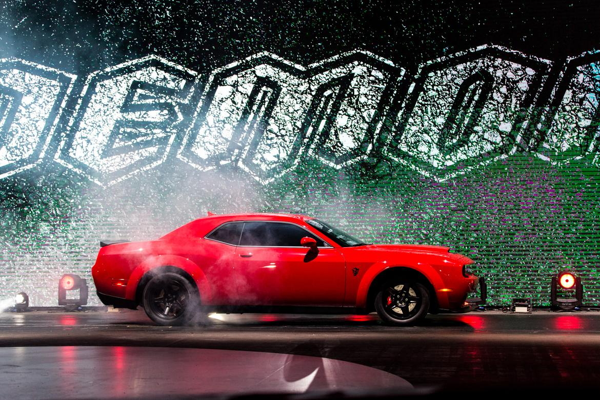 2018 Dodge Challenger SRT Demon Review: Photo Gallery | News ...