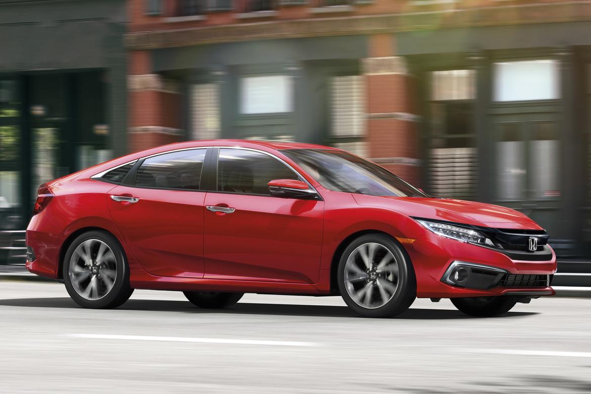 What Does It Cost To Fill Up A 2019 Honda Civic News Cars Com