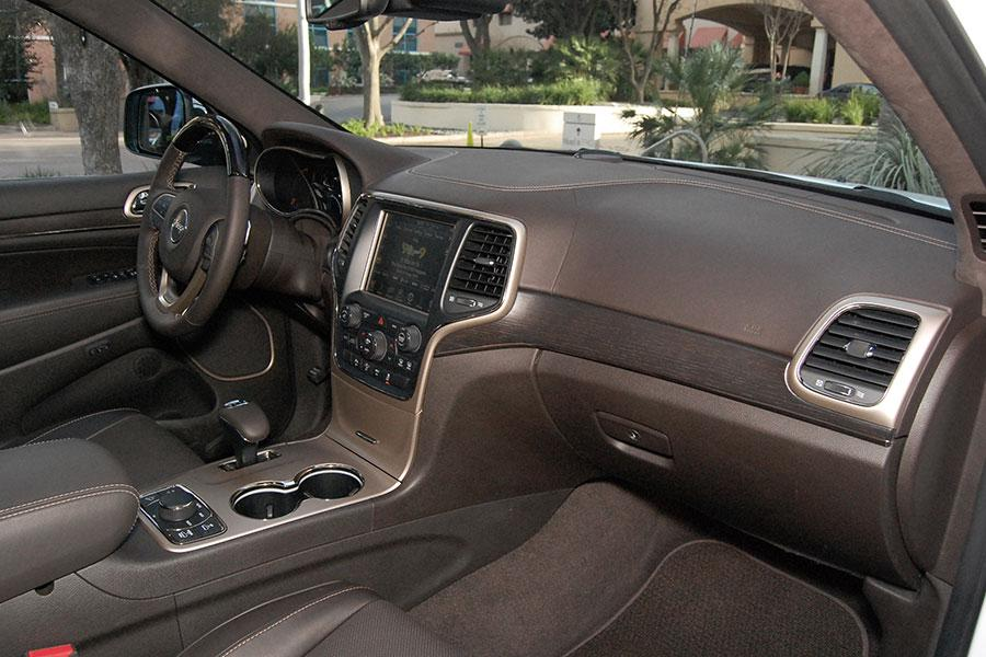 2015 Jeep Grand Cherokee Our Review Cars Com