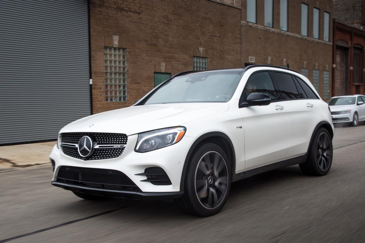 2017 mercedes benz amg glc 43 our review for Mercedes benz glc43 amg