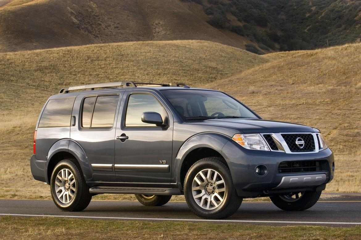 2009 nissan pathfinder overview cars nissan pathfinder articles vanachro Images