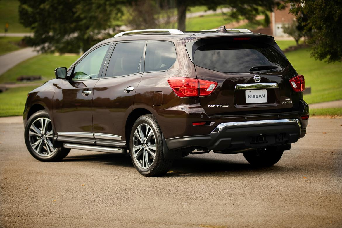 Nissan Pathfinder 2019 >> What Does It Cost To Fill Up A 2019 Nissan Pathfinder News Cars Com