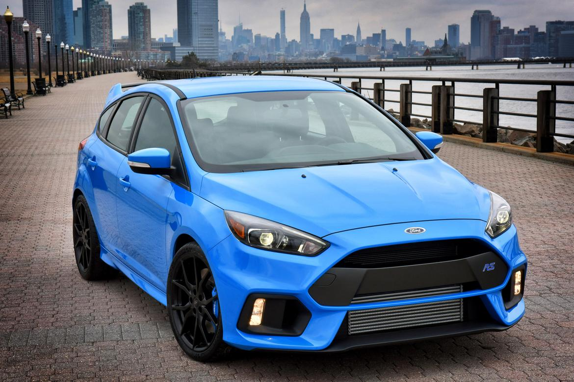 2016 Ford Focus RS Focuses on Fast | News | Cars.com