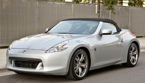 Cars Reviews The 2010 Nissan 370z Roadster News Cars