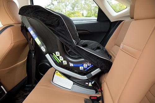 2015 Lexus Nx Car Seat Check News Cars Com