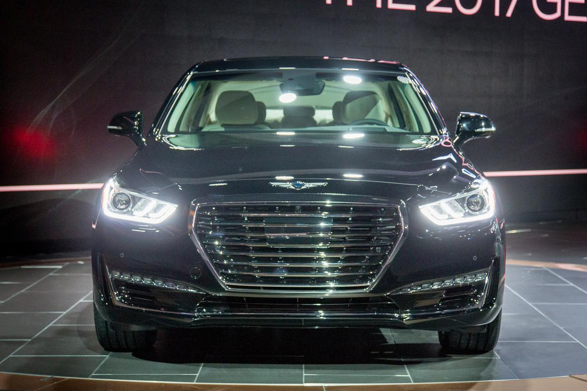 Genesis G80 2016 Meet Hyundai S Perception Of Luxury: Genesis Debuts Complimentary Perk Packages With G80, G90