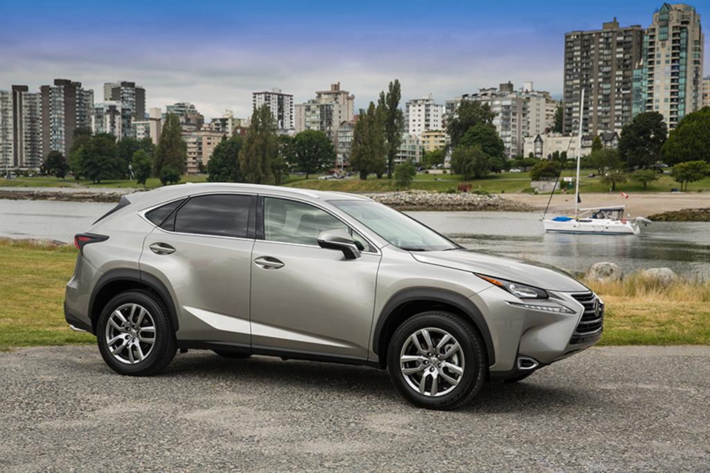 2017 lexus nx what 39 s changed news. Black Bedroom Furniture Sets. Home Design Ideas