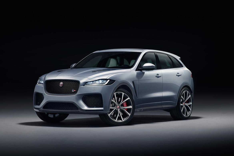 2019 Jaguar F Pace Svr One Ferocious Feline News Cars Com
