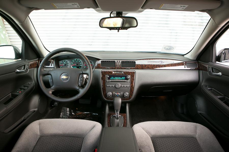 2013 chevrolet impala our review for Chevrolet impala 2013 interior