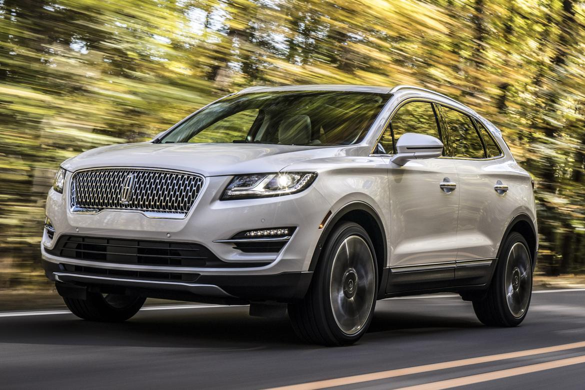 Little Lincoln MKC refreshed for 2019 with big auto style and tech