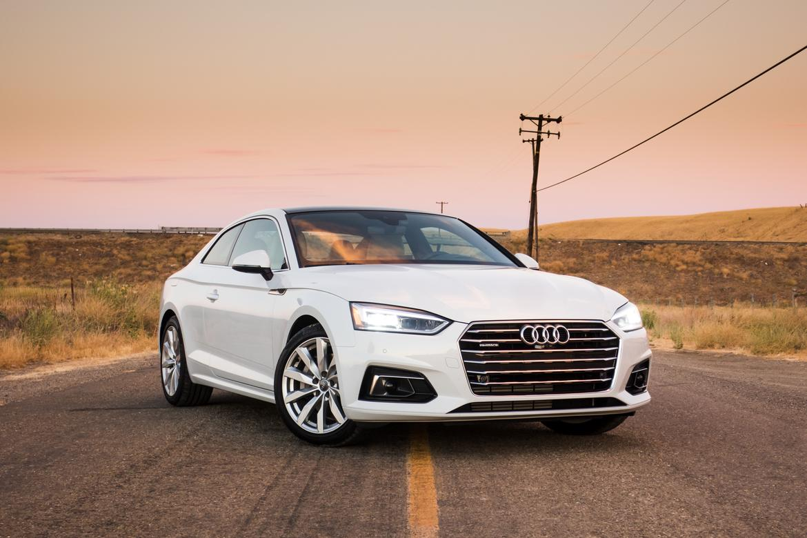 2018 audi a5 our review. Black Bedroom Furniture Sets. Home Design Ideas