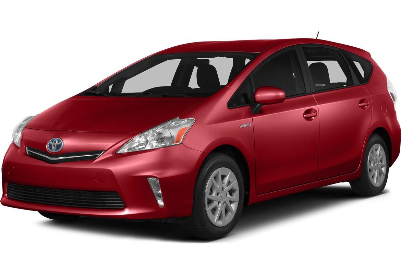 Toyota prius v articles