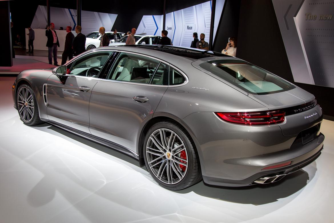 Awesome 2017 Porsche Panamera Review First Impressions  News