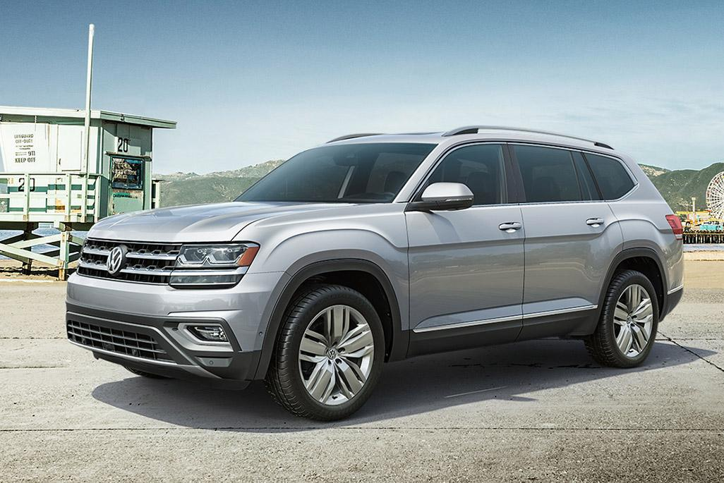 Vw Remaps Pricing Versions For 2019 Atlas Suv News Cars Com