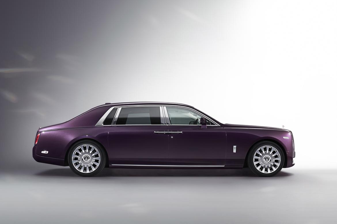 2018 Rolls Royce Phantom Preview