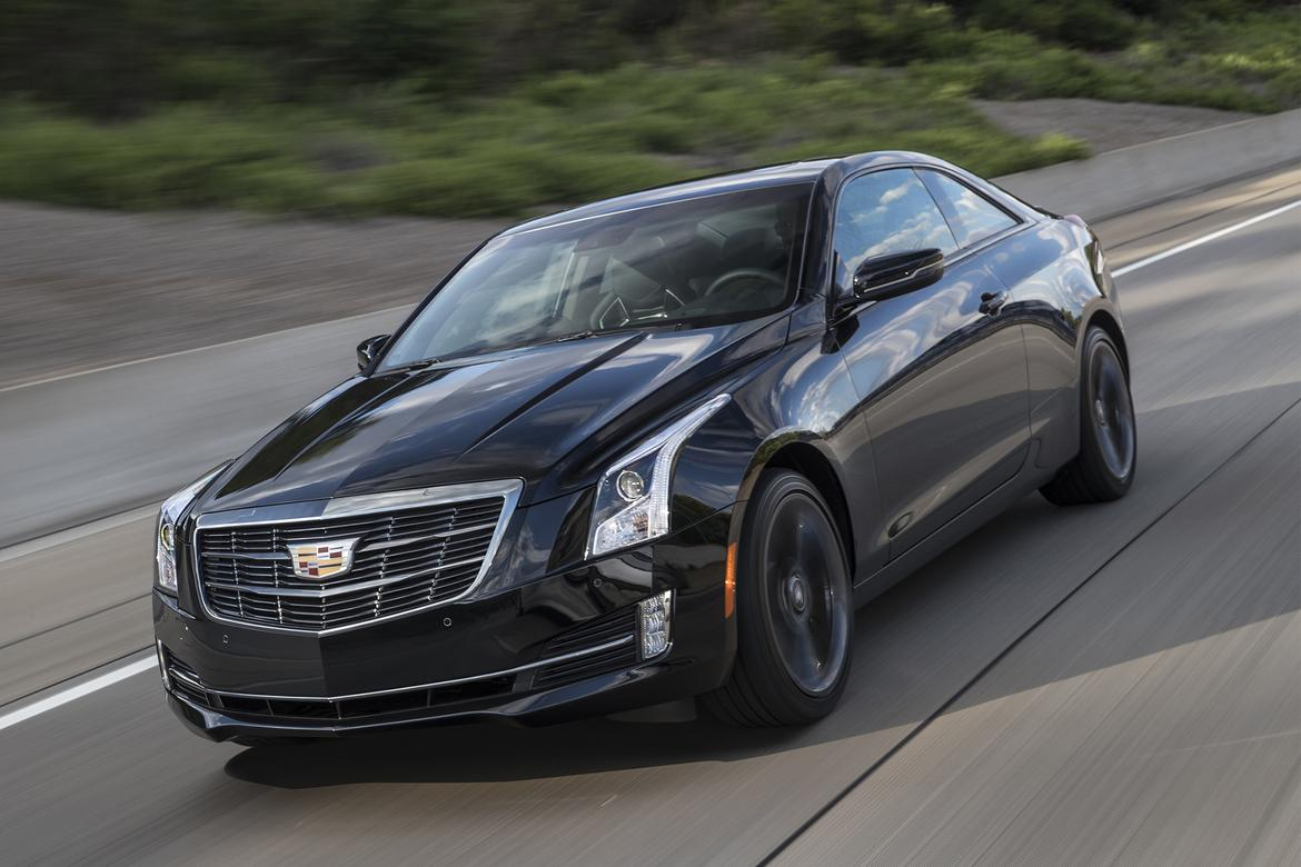 2017 Cadillac ATS CTS Carbon Black Sport Package Photo Gallery