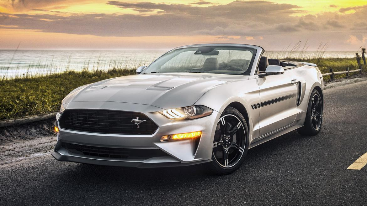 Goin' Back to Cali: Ford Mustang California Special Returns for 2019 | News | Cars.com