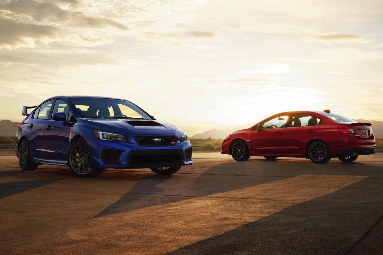 2019 Subaru Wrx Models Get Price Bump More Horses For Sti Version