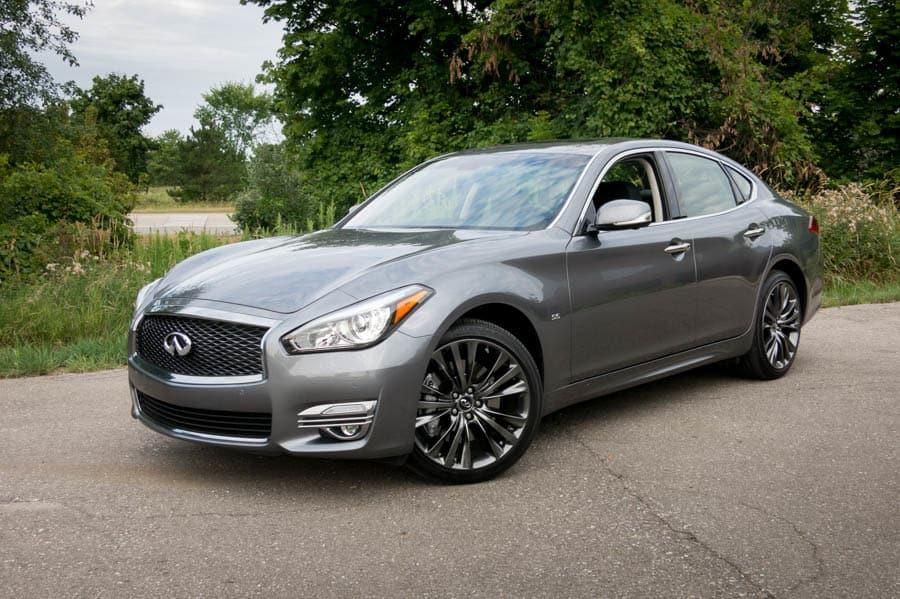 Our View 2017 Infiniti Q70