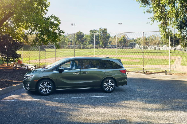 2018 Honda Odyssey Preview   News   Cars.com