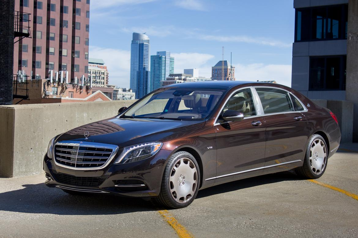 mercedes-maybach as mobile home? the 2016 s600 comes close | news