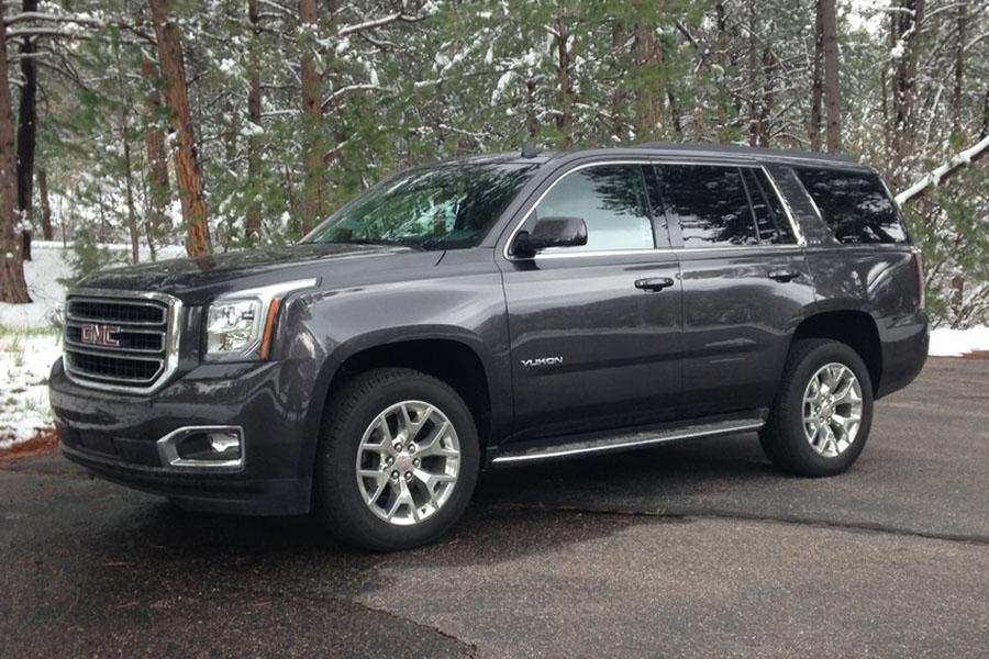 2016 gmc yukon our review. Black Bedroom Furniture Sets. Home Design Ideas