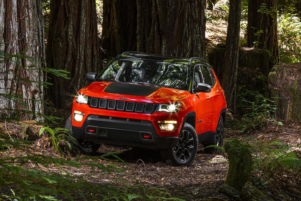 Jeep reveals all-new Compass SUV