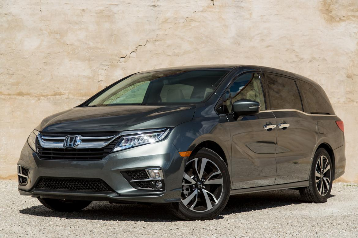 2018 honda van. brilliant honda 2018 honda odyssey our view intended honda van