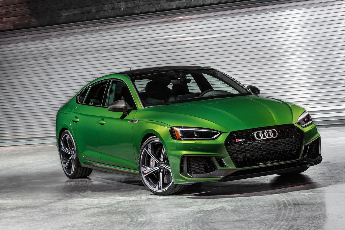 2019 Audi RS 5 Sportback Injects Sport, Performance Into