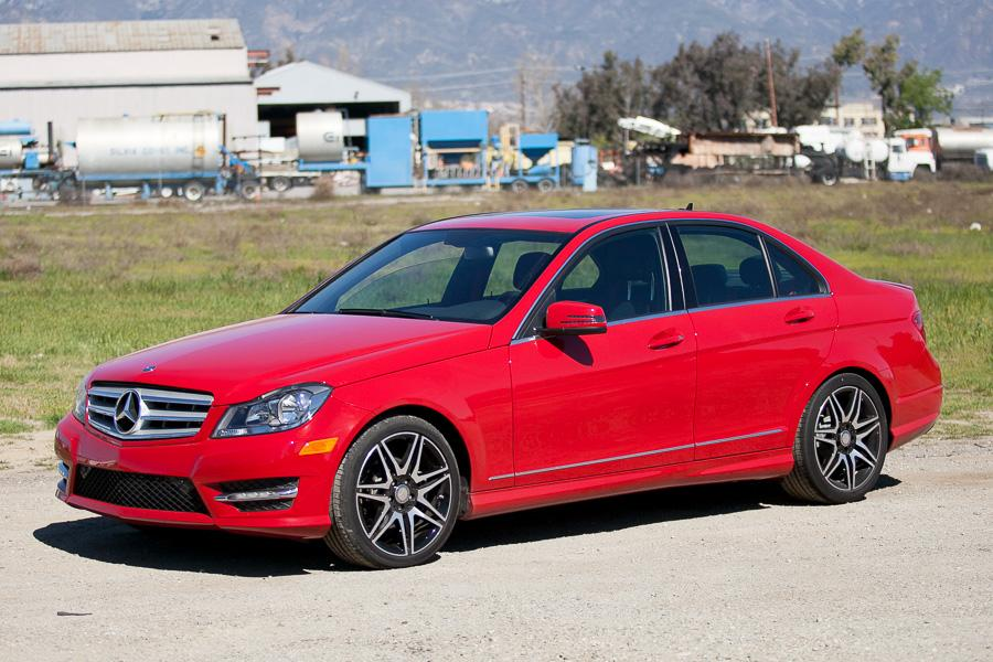 2013 Mercedes Benz C Class Our Review