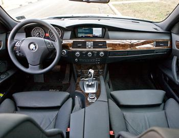 2009 bmw 535 our review. Black Bedroom Furniture Sets. Home Design Ideas