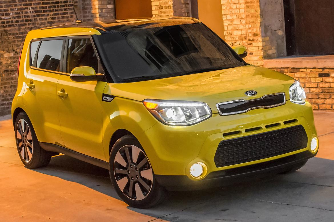 kia to give soul more spirit with turbo option news. Black Bedroom Furniture Sets. Home Design Ideas