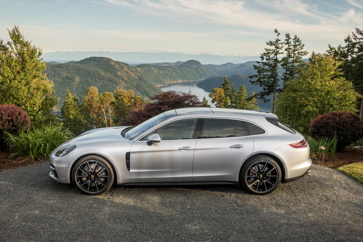 2018 Porsche Panamera Sport Turismo Review: First Drive | News ...