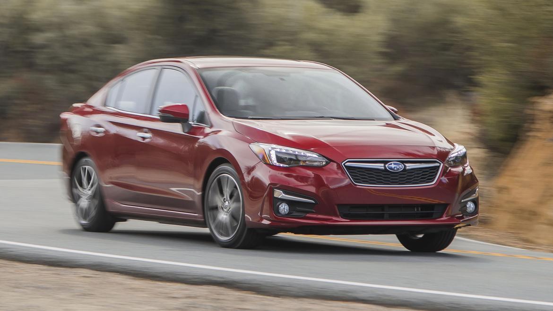 2018 Subaru Impreza Whats Changed News Cars
