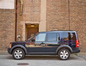 2008 Land Rover Lr3 Our Review Cars Com