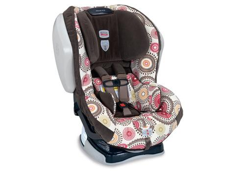 Some Britax Convertible Car Seats Are Missing Parts