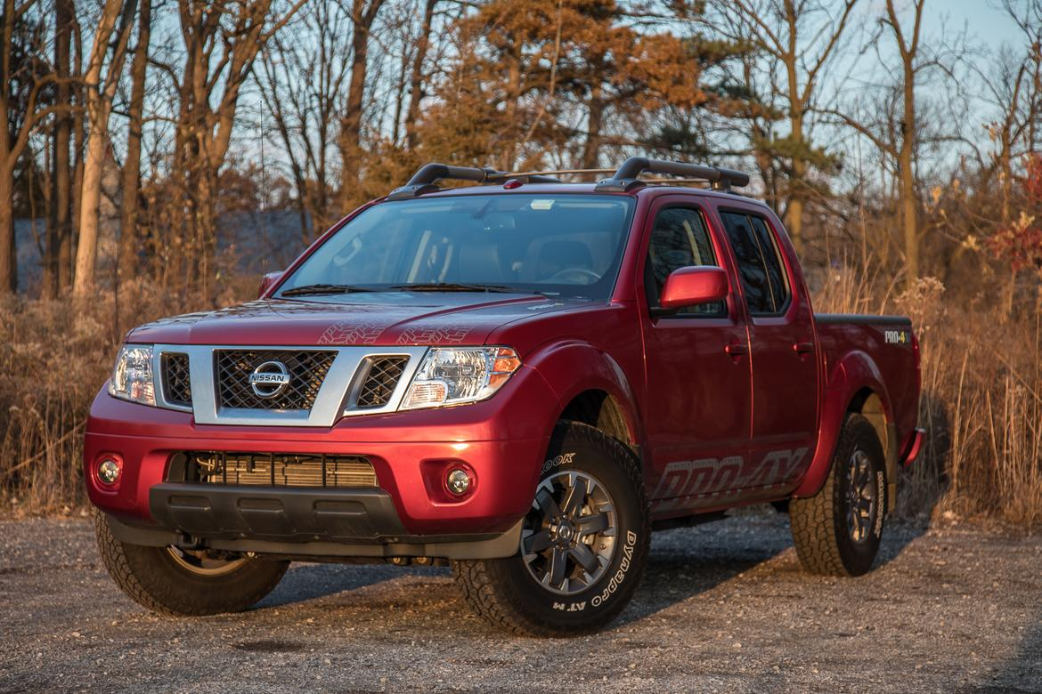 Cheap Truck Bed Covers >> 2017 Nissan Frontier - Our Review | Cars.com