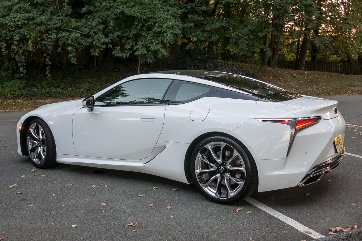 5 Things To Make Touring In A Lexus LC 500 Grander