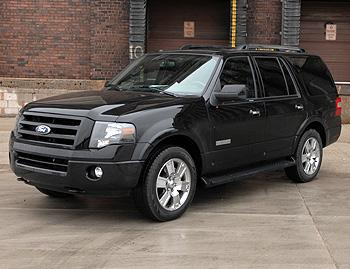 2008 Ford Expedition Our Review Cars Com
